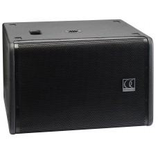 "Audiophony iLINEsub12A  - 12"" active subwoofer 700W + 700W with intgrated DSP"