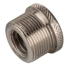 """HILEC JB75 - Metalen verloopnippel 5/8""""-3/8"""" (10 stuks)"""