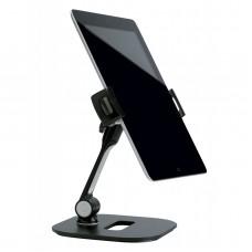 HILEC MEDIAstage6  - Aluminium holder for smartphones and tablets / Ipad