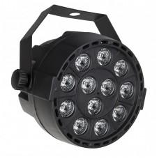 JB Systems MINI-PAR 12RGBW LED par 12x 1W RGBW DMX + standalone