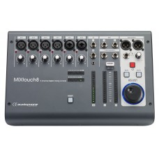 Audiophony MIXtouch8  - 8-channel digital interface with App and software