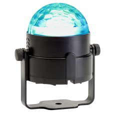 Contest NightBall  - Half-dome with 3 RGB 1W LEDs