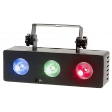 Contest NightColor  - Wash projector 3 LEDs 1W RGB  * OP=OP*