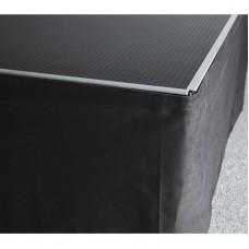 Contestage PLTL-JU80x100  - Podiumrok voor PLTL platform H80cm L105cm
