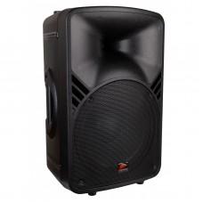 "JB Systems PPA-122 - draagbare 12"" PA-luidsprekercombinatie met  MP3 + FM + Bluetooth"