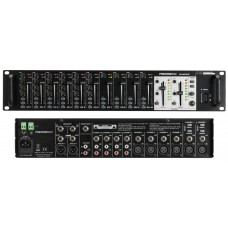 Audiophony PREZONE642  - 10-channel and 2-zone preamplifier