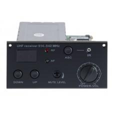 Audiophony Recept F5  - UHF 514~542 MHz Receiver