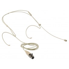 Audiophony RW2  - Micro headband, condensing cell, flesh colour