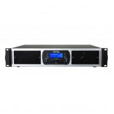 Synq SE-1800 2x 900Wrms CLASS-TD versterker, lichtgewicht