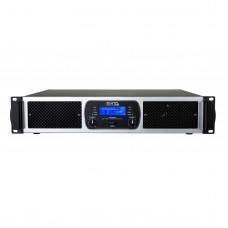 Synq SE-3000 2x 1500Wrms CLASS-TD versterker, lichtgewicht