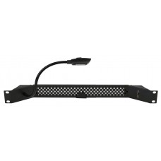 Audiophony Snake26Rack  - White COB LEDs rack flex light with USB charger