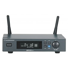 Audiophony UHF410-BASE-F5  - UHF diversity-autoscan receiver with sync function and case - 500MHz