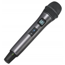 Audiophony UHF410-HAND-F5  - UHF handheld microphone with dynamic cell - 500Mhz