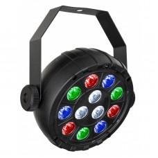JB Systems USB PAR LED par 12x 1W RGBW USB IR remote