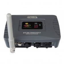 Briteq WTR-DMX TRANSCEIVER IP Professionele 2.4GHz draadloze DMX-zender / ontvanger voor gebruik buitenshuis, tot 150m