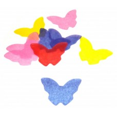 Oh!FX Confetti BUTTERFLY Light Blue