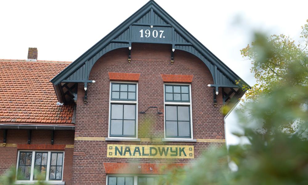 Tramhuisje Naaldwijk